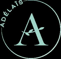 logo adelais vers d'eau inesjosseaume bordeaux conception web création site développeuse
