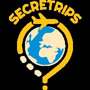 logo secretrips inesjosseaume bordeaux conception web création site développeuse bordeaux aquitaine nouvelle-aquitaine gironde intégratrice sur-mesure